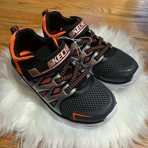 Sckechers hypno flash swiftest 3.0 light up shoes